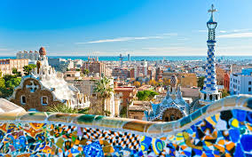 Spanish house prices –  Barcelona ;eads the way